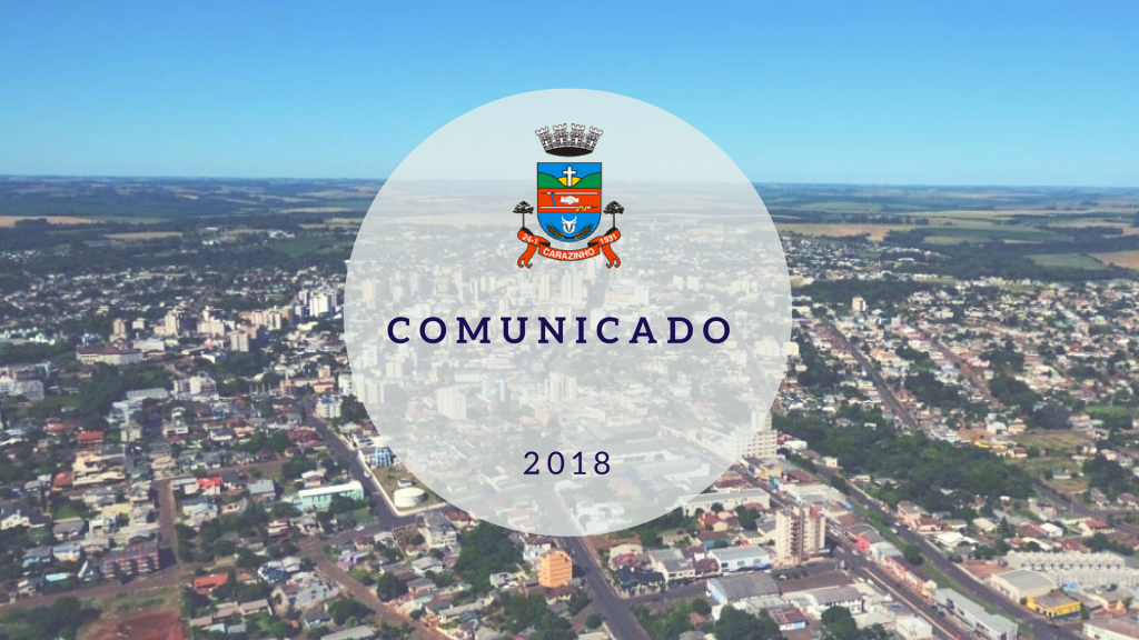 COMUNICADO: Portal do Empreendedor
